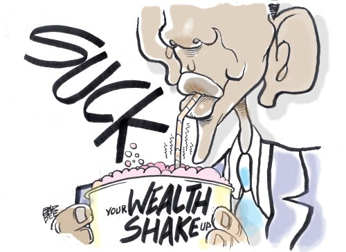The Wealth Shake
