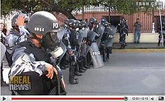 Honduras Video: Fraudulent Reporting