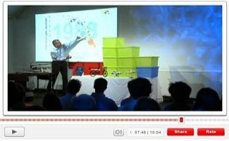Hans Rosling on Global Population Growth